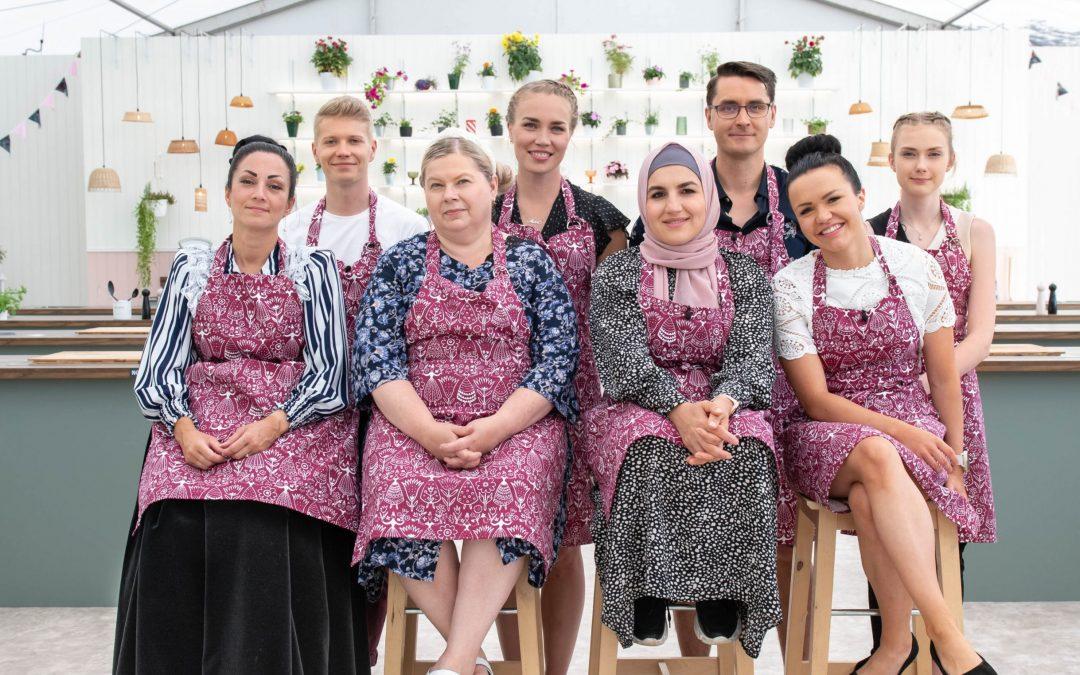 Koko Suomi leipoo jakso 4: Iloinen itä