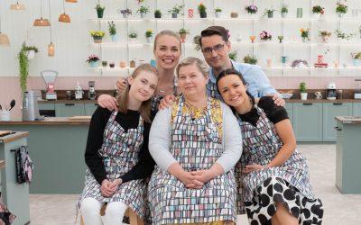 Koko Suomi leipoo jakso 9: Leipä leipurin tiellä pitää