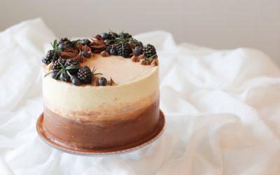 Chocodelicious – Kahden suklaan kakku